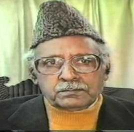 Ghulam Ahmad Pervez
